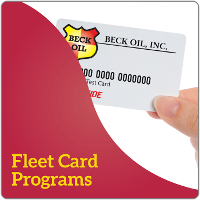 Fleet Fueling Card Programs